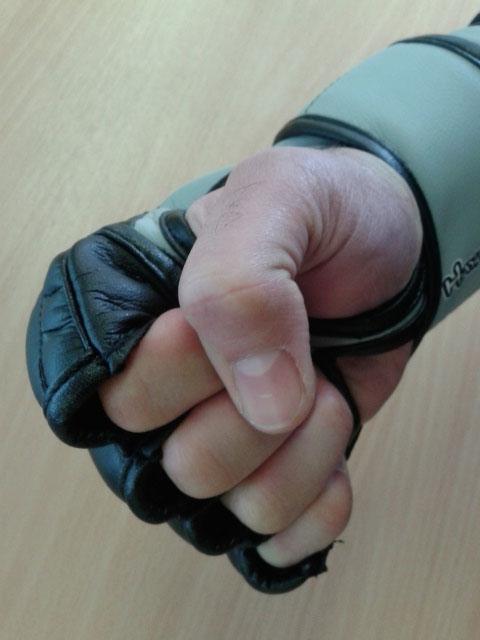 Tokushu-MMA-Fist