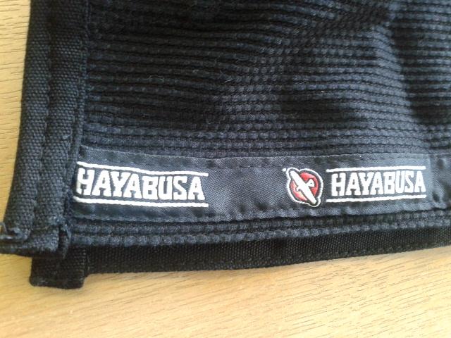 Hayabusa Logo Jacket Stitching
