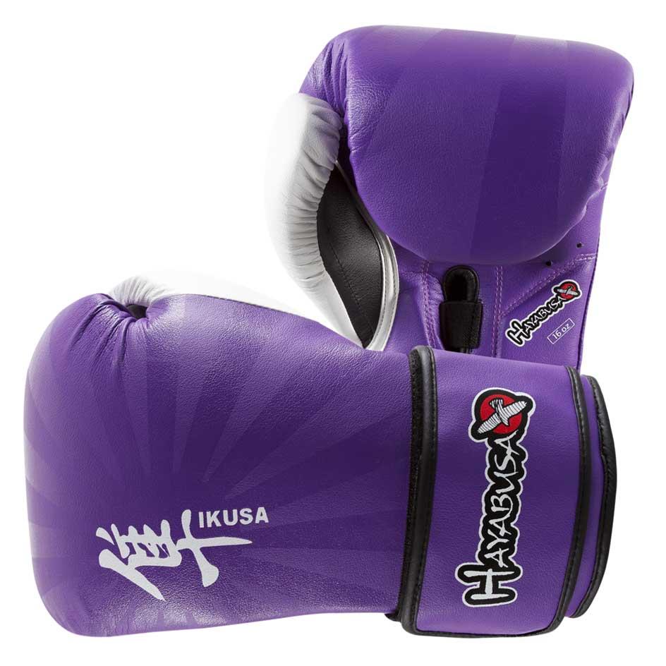 Ikusa-Purple-White