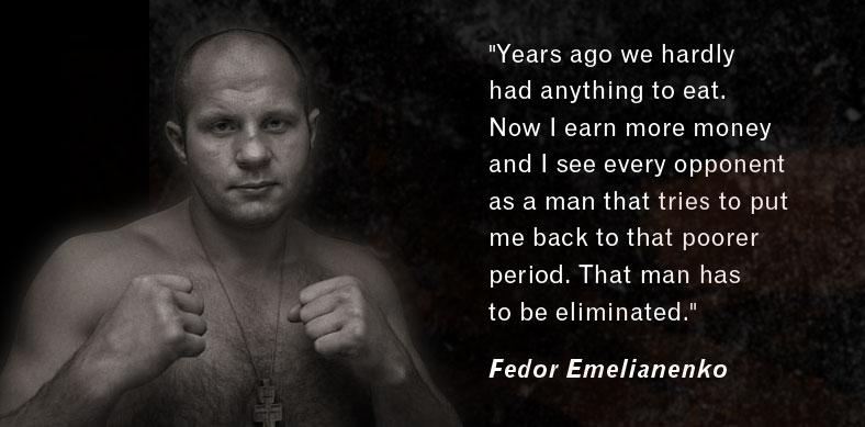 Fedor-Quote